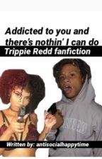 Addicted to you and there's nothin' I can do by antisocialhappytime