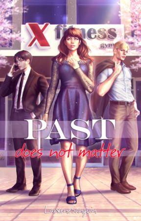 Past doesn't matter (Levi x OC x Erwin) AU/modern +18 by LarxeneSanguin