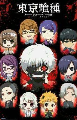 Tiểu sử của các nhân vật trong Tokyo Ghoul