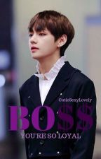 BO$$ - Kim Taehyung  by CutieSexyLovely