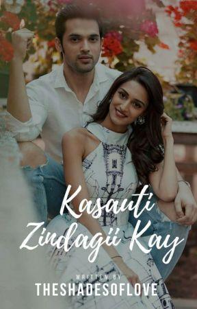 Kasautii Zindagii Kay  by theshadesoflove