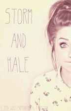 Storm & Hale (A Teen Wolf/Supernatural Crossover Fanfic) by Lorelei-Tempest
