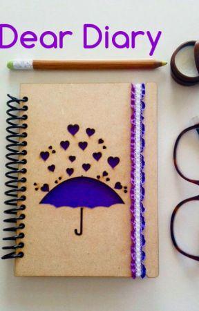 Dear Diary by bkslvr999