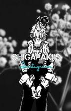 Shigaraki's Instagram  by ShimuraTenko