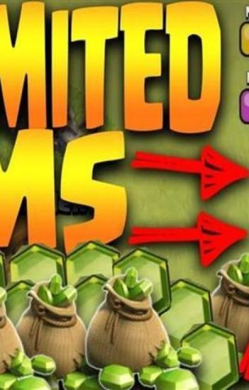 unlimited gems clash of clans 2018