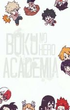 We Are Class-1a!    bnha Chatfic by Squiggly-octo