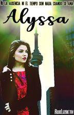 Alyssa by RLizzie