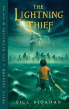 The gods and demigods read The Lightning Thief by Dody9861