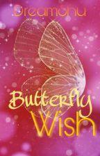 Butterfly Wish by Dreamshu