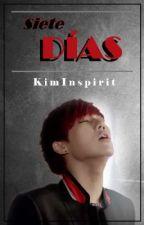 WooGyu | ~Siete días~ by Kim-Inspirit