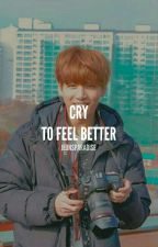 『cry to feel better↻ᵗᵃᵉᵏººᵏ』 by JEONSPARADISE