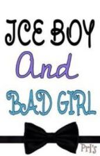 IceBoy and BadGirl by crodyclou10
