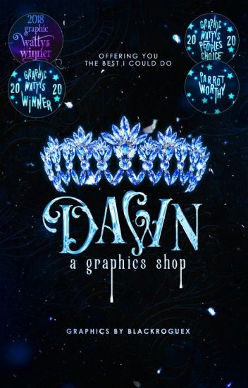 ➳dawn : graphic shop & portfolio [ CLOSED ]