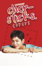 chopsticks covers [cover shop. open] by liasteashop