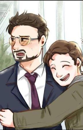Peter Stark Trip To Stark Tower by Yooo_itsCarmen