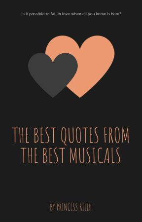 Best Quotes From The Best Musicals - Heather McNamara ...
