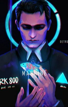 Just a Minute Longer? //Detroit become human // Connor x