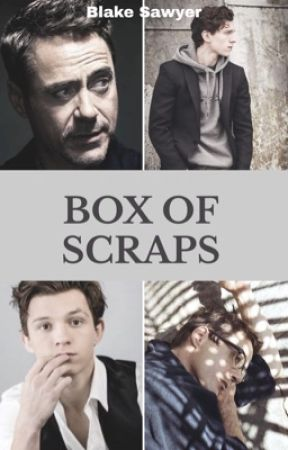 Box of Scraps | RANDOM II by tonysnark-