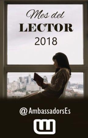 Desafío: Mes del Lector [CERRADO] by AmbassadorsES