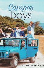 ●Campus Boys (kth x reader ff) ✔️ by _kimtaetae_v