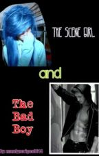 The Scene Girl and The Bad Boy by mandynoriega0614
