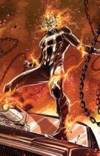 Salem's Riders- Vengeance sequel  by robbiewazup