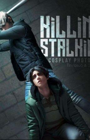 Zabójcze Błędy Killing Stalking by Nessaiaa