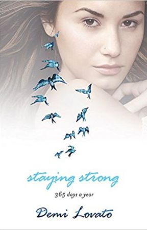 Staying strong 365 days a years  by GwendolineBuelinckx