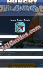 Hungry Dragon Guide for Gems and Coins by HungryDragonGuides