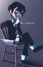 Trust me. (Paris x reader The dummy's dummy)  by ghosteyefan