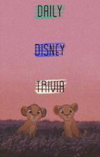 Daily Disney Trivia by SparrowDog13