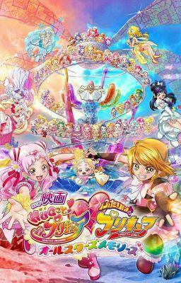 Hugtto Precure the Movie Futari wa Precure All Stars Memories