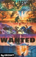 Wanted - Percy Jackson by ORCA47