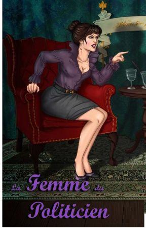 La femme du politicien - Dramione by Wynhilde