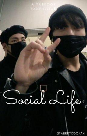 Social Life   Taekook by Staerrykookah