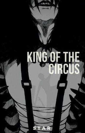 King of the circus. ||Laughing Jack|| by StarIs_