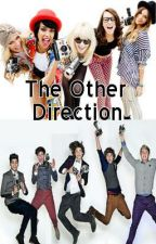 The Other Direction (A One Direction Story) by ThoseRaeChicks
