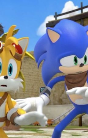 Theory S Sonic Boom Are Descendants Wattpad