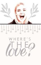 where's the love? ,      a book of positivity  by -pparker