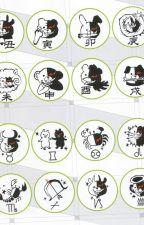 Danganronpa Zodiacs by NekoMelon