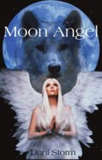 Moon Angel  by catsarecooler