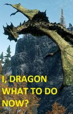I, the Dragon.  What to do now? by user85216283