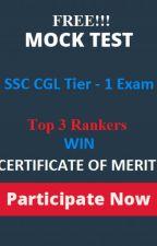 SSC CGL Tier1 Mock Test | SSC CGL Free Mock Test | SSC CGL Online Mock Test by successlynk5