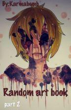 Random Art Book (Part 2) by Karmabomb