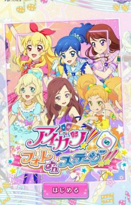Đọc truyện Aikatsu All Stars! Photo On Stage!