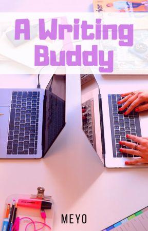 A Writer Buddy by totomeyo