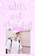 edits, art & other stuff by nochus
