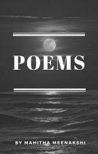 my poems by mahithameenakshi