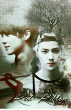 Red Ribbons  by exo_otp_meso