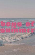 boys of summer ☆ poetry by logansreese
